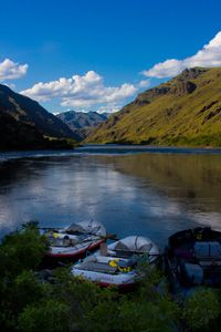 Hells Canyon Camp