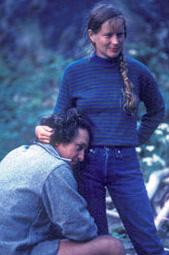 Jerry Hughes & Carole Finley