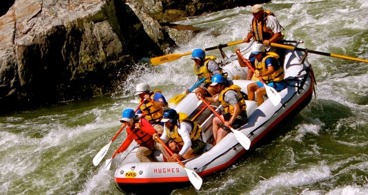 Join The Hughes Crew On The Salmon River Canyons For Your 2016 Summer Vacation!