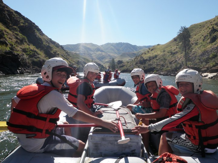 Family Raft Trips