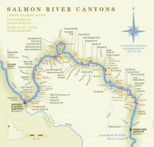 Hughes Salmon River Canyons