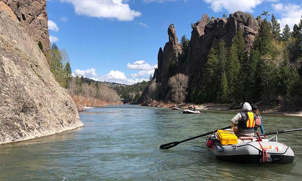 Dearborn River Trip